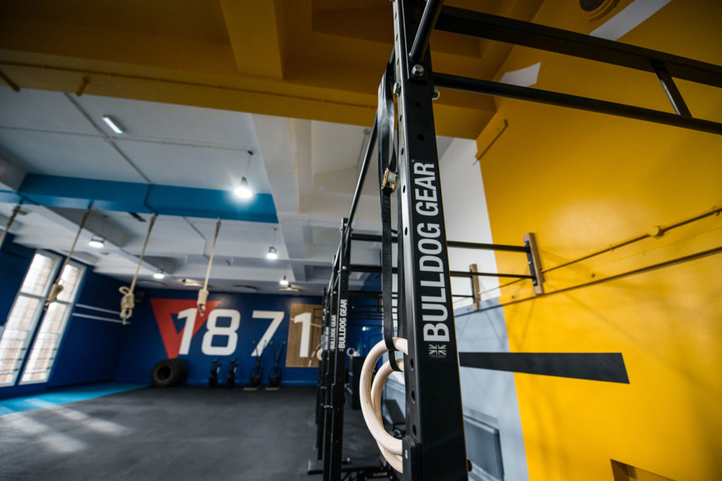 CrossFit - 1871 box