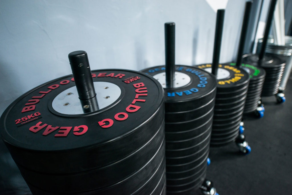 CrossFit - 1871 weights