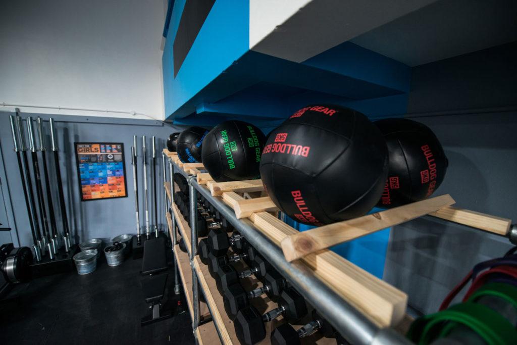 CrossFit - equipment