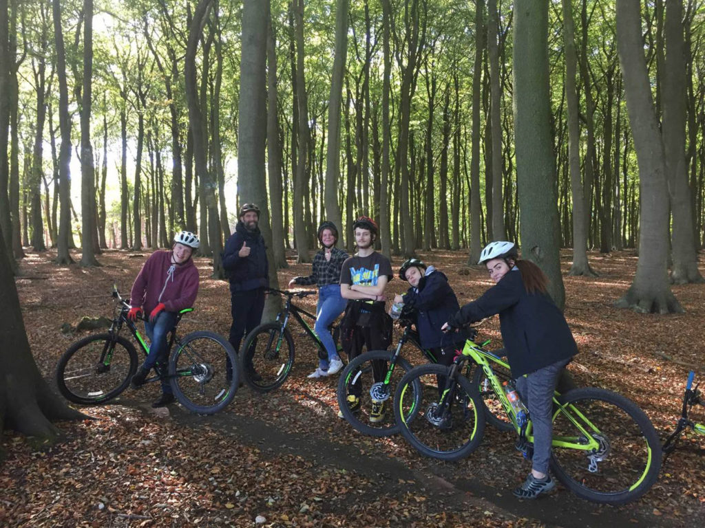 Outdoor-Adventure Nottinghamshire YMCA