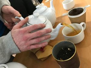 Goole-tea