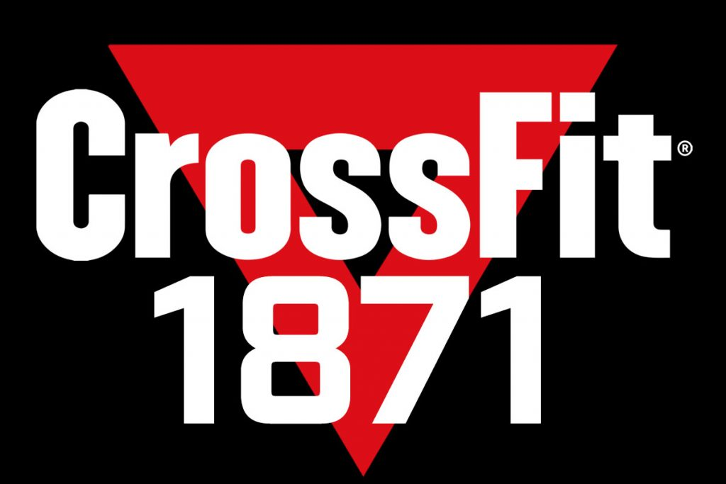 YMCA CrossFit 1871 logo