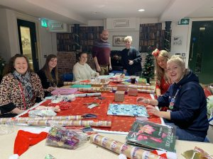 Christmas_Housing_Gift_Wrapping_Event_Malt_Cross_Staff_Volunteer_Day