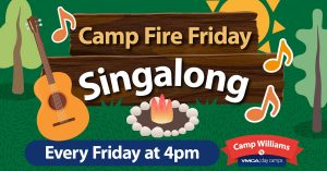 camp fire friday
