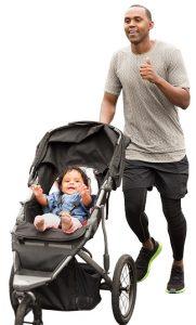 2.6 challenge YMCA - man & buggy