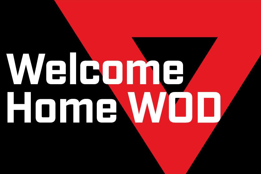 CrossFit Nottingham WOD YMCA