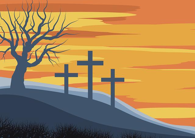 Lent-Christian-Cross-on-hill