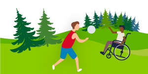 Notts YMCA 150 children games