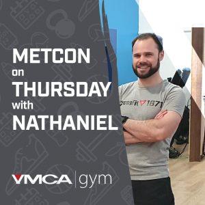 Metcon Fitness Class YMCA Gym Nottingham