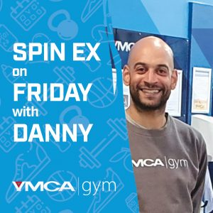 Spin Class YMCA gym Nottingham
