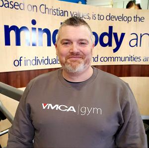 Darren YMCA gym 2021