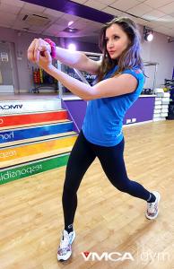 YMCA Gym Nottingham fitness classes