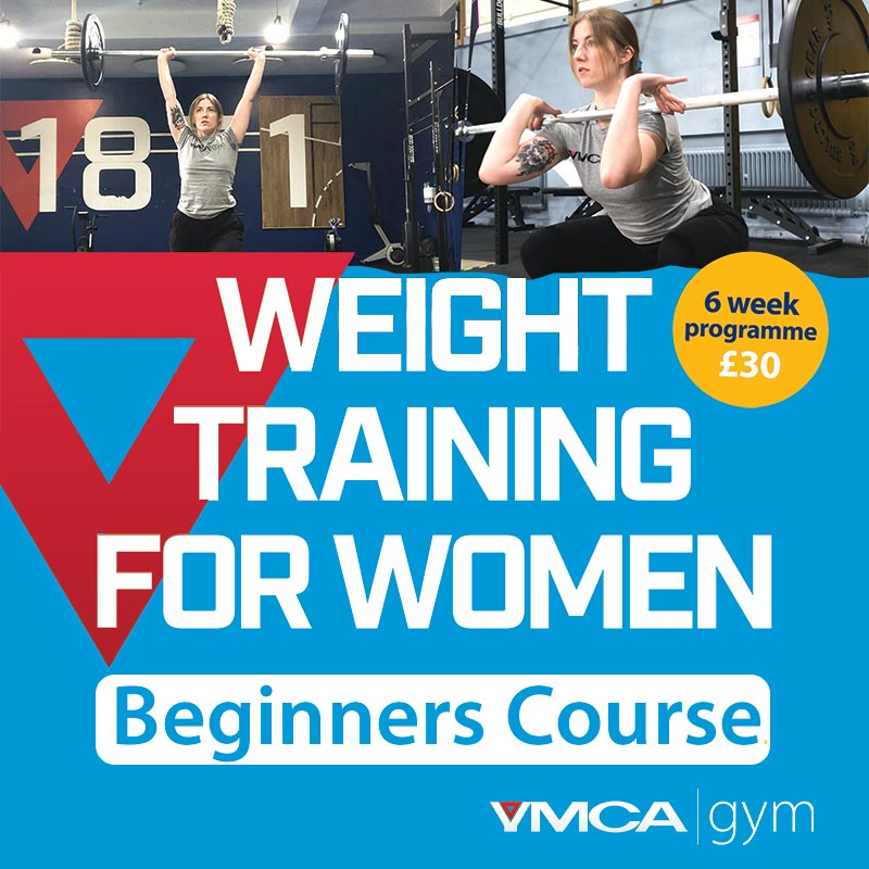 women's weight training course ymca gym