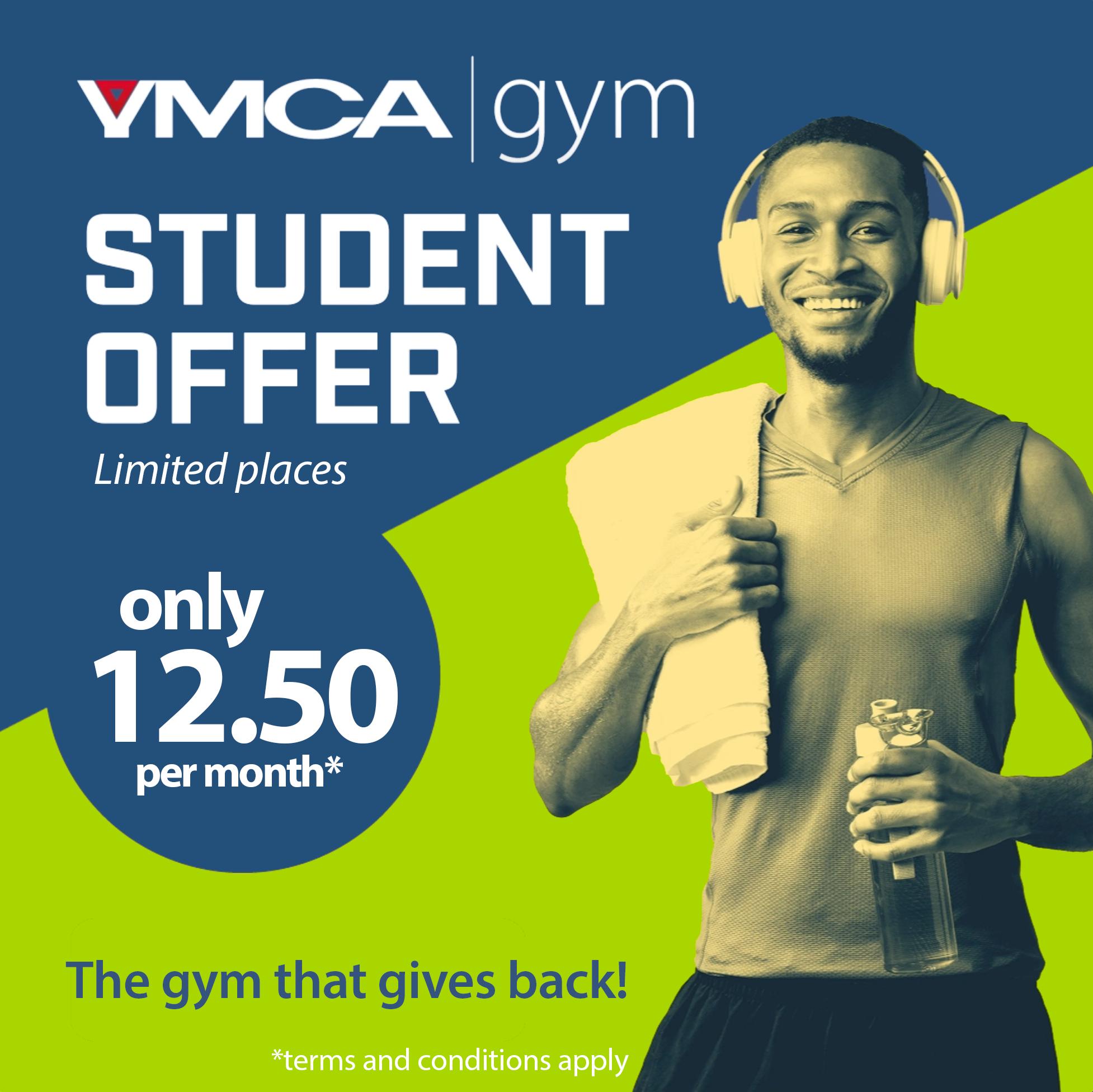 Nottingham Gym Student Deal 2021